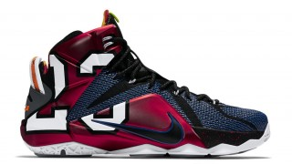 "国内 9月26日発売 Nike LeBron 12 SE ""What The"""
