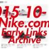 ナイキオンライン 直リンク 倉庫 2015年10月-12月