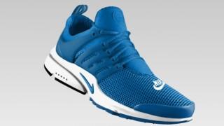 10月6日発売開始 Nike Air Presto iD