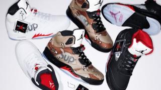 国内10月17日発売決定!! Supreme × Air Jordan 5