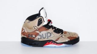 近日再販か!? NikeLAB Supreme × Air Jordan 5 Retro