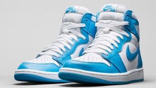 """10月10日発売 Nike Air Jordan Retro 1 High OG """"POWDER BLUE"""""""