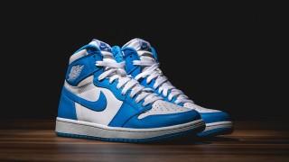 """直リンク掲載 10月10日発売 Nike Air Jordan 1 Retro High OG """"POWDER BLUE""""""""UNC"""""""