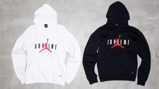 国内10月23日発売 Supreme × Jordan アパレル各種