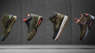 直リンク掲載 11月5日発売 Nike SneakerBoots Collection
