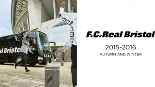11月19日発売 Nikelab F.C.R.B.(F.C.Real Bristol) 2015AW商品