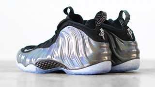 "直リンク掲載 11月25日発売 Nike Air Foamposite One ""Hologram"""