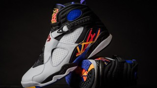 "直リンク掲載 11月14日発売 Nike Air Jordan 8 Retro ""Three Time's A Charm"""