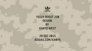 国内12月29日発売予定 Adidas Yeezy Boost 350 × Kanye West