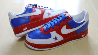 "Nike Air Force 1 ""AllStar Game"" 非売品モデル"