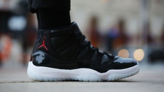 """直リンク掲載 12月12日発売 Nike Air Jordan 11 Retro """"72-10"""""""
