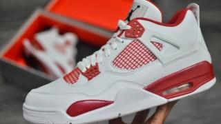 """直リンク掲載 1月2日発売 Nike Air Jordan 4 Retro""""Alternate 89"""""""