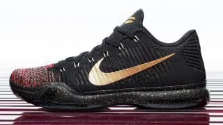 """直リンク掲載 12月26日発売  Nike Kobe 10 Elite Low """"Xmas"""""""