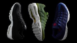 直リンク掲載 12月12日発売予定 Stussy × Nike Air Max 95