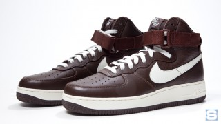 "直リンク掲載 1月2日発売 Nike Air Force 1 Retro QS""Chocolate"""