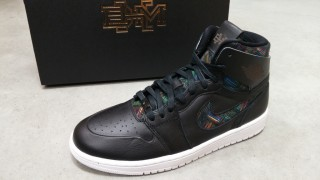 【発売日変更】1月22日発売予定 Nike Air Jordan 1 Ret High Nouv BHM