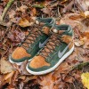 "直リンク掲載 1月9日発売 Nike SB Dunk High Premium""HomeGrown"""