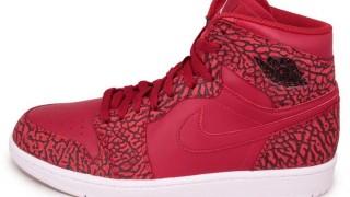"【発売中】Nike Air Jordan 1 Retro High""Red Elephant"""