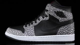 "【発売中】 Nike Air Jordan 1 Retro High"" Elephant Print"""