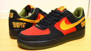 "Nike Air Force 1 Low × Lebron James ""CHAMBER OF FEAR"""