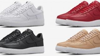 直リンク掲載 1月21日発売 NikeLab Air Force 1 Low 5色