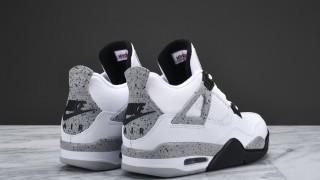"""直リンク掲載 2月13日発売 Nike Air Jordan 4 Retro OG""""Cement"""""""