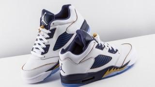 """直リンク掲載 2月20日発売 Nike Air Jordan 5 Retro Low """"Dunk From Above"""""""