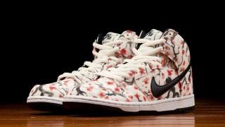 """直リンク掲載 2月27日発売 Nike Dunk High Pro SB """"Cherry Blossom"""""""