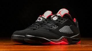 """直リンク掲載 2月27日発売 Nike Air Jordan 5 Retro Low """"Alternate"""""""