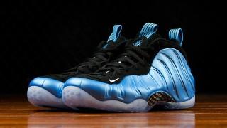 """直リンク掲載 2月5日発売 Nike Air Foamposite One""""University Blue"""""""