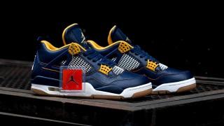 """直リンク掲載 3月19日発売 Nike Air Jordan 4 Retro """"Dunk From Above"""""""