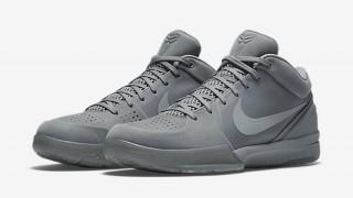 """直リンク掲載 4月5日発売予定 Nike Zoom Kobe 4""""Fade to Black"""""""