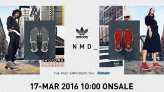 商品ページアップ 3月17日発売予定 adidas Originals NMD RNR等