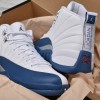 "直リンク掲載 4月2日発売 Nike Air Jordan 12 Retro""French Blue"""