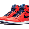 "4月30日発売予定 Nike Air Jordan 1 Retro High OG ""David Letterman"""