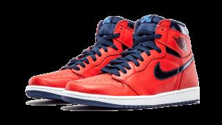 """4月30日発売予定 Nike Air Jordan 1 Retro High OG """"David Letterman"""""""