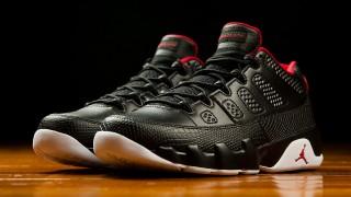 """直リンク掲載 4月16日発売 Nike Air Jordan 9 Retro Low """"BLACK/WHITE"""""""