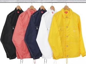 Nylon Chore Coat