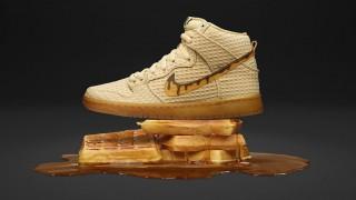 """直リンク掲載 4月2日発売 Nike SB Dunk High Premium """"Waffle"""""""