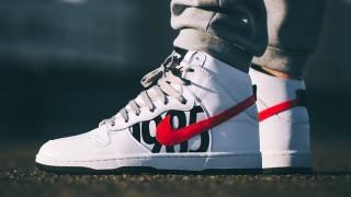 直リンク掲載 国内4月21日発売予定 NikeLAB Undefeated × Nike Dunk Lux