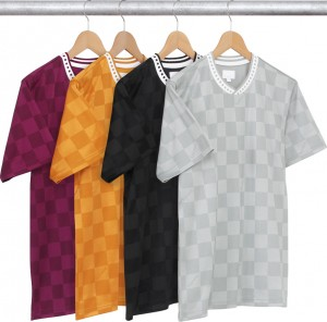Checker Soccer Jersey