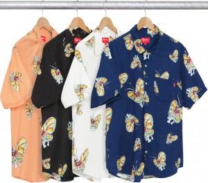 Gonz Butterfly Shirt