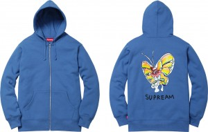 Gonz Butterfly Zip Up Sweat01