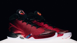 "5月19日先行発売 Nike Air Jordan XXX ""Gym Red"""