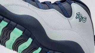 """直リンク掲載 5月7日発売 Nike Air Jordan 10 Retro """"Rio De Jaeiro"""""""
