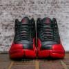 """【再販予定】 7月30日発売予定 Nike Air Jordan 12 Retro """"Black/Varsity Red"""""""