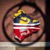 "直リンク掲載 5月14日発売 Nike Dunk High Retro QS ""Collage Colors Program"""
