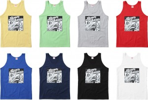 Bounty Hunter Tank Top