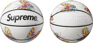 Supreme Spalding Gonz Butterfly Basketball