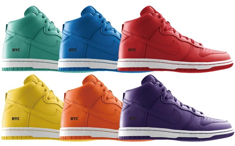 via:store.nike.com. 受注開始した、Nike Dunk High Be True iD ...